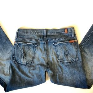 7 FOR ALL MANKIND Women's 28 Size